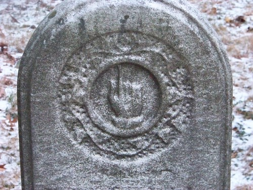 Dark Tombstone detail