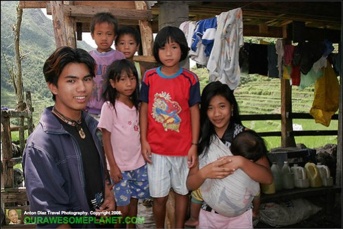 The Village of Batad-21