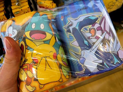 Pokémon toilet paper