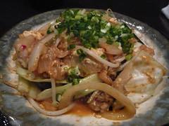 Day1-Dinner-杏屋-炒豆腐