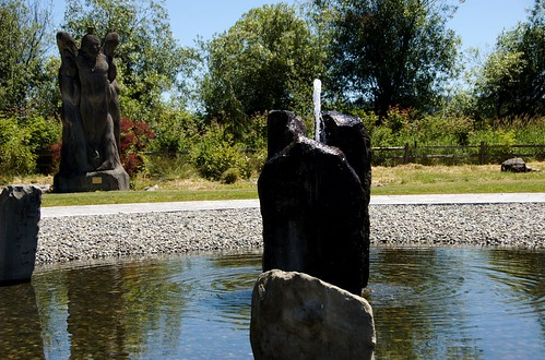 Pet Garden Memorial at Marymoor Park