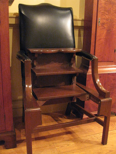 Chair-stepladder