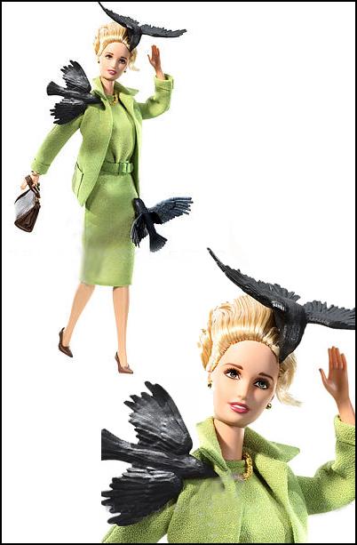Tippi Hedren Barbie