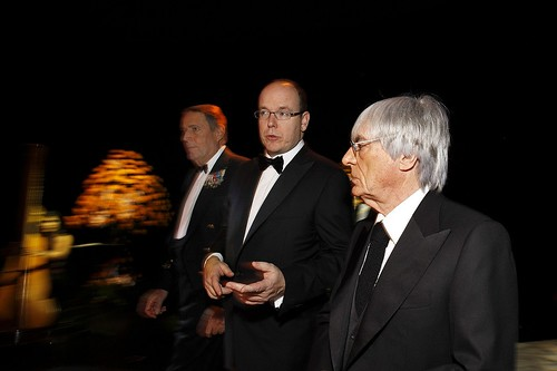 Michel Boeri (ao fundo) deverá candidatar-se à FIA