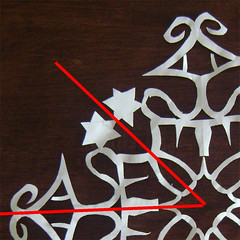 Casey snowflake detail