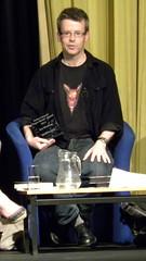 Jon Mayhew wins Sefton Super Reads