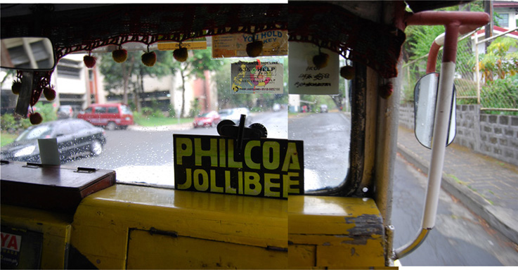 2/20/08:  First day in a Jeepney