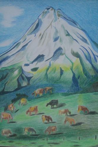 宜靜_風吹草低見牛羊
