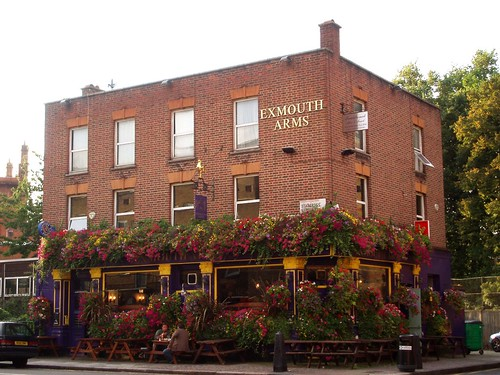 The Exmouth Arms (Somers Town NW1)