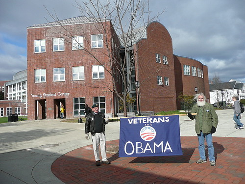 Veterans for Obama