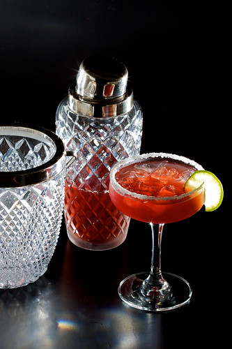 Cosmopolitan with Shaker