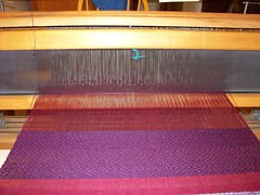 weaving continues
