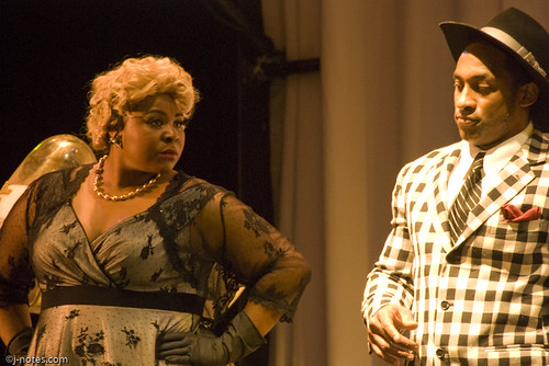 Queenie Pie At The Oakland Opera Theater J Notes Com