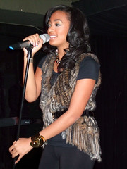 Solange Knowles @ The Ruby Lounge, Manchester,...