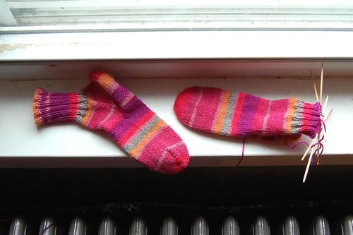 Socks for the boy