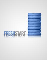 Fear Not! hero - fresh start a