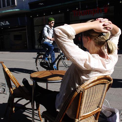 Springtime in K�benhavn
