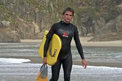 Emiliano Tabaré en Combouzas