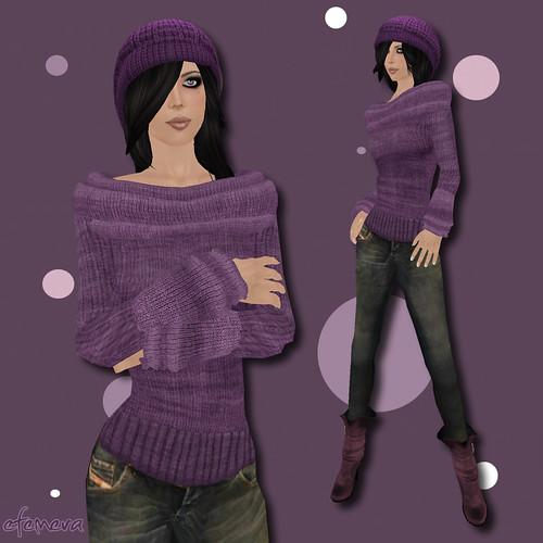 Dita Purple