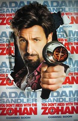 Zohan poster
