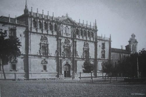 Colegio de San Ildefonso (I)