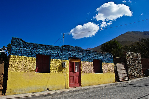Casa en Pisco Elqui