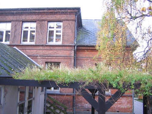 Elevated garden, Aarhus, Denmark