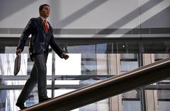 that corporate ladder ain't gonna climb itself