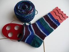 Calling In Sock
