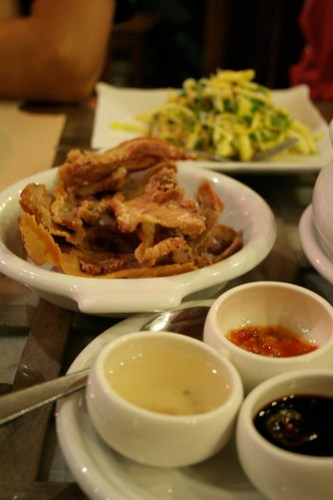 Crispy Liempo at Kanin Club