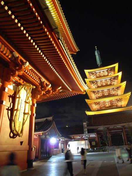 浅草 浅草寺 3