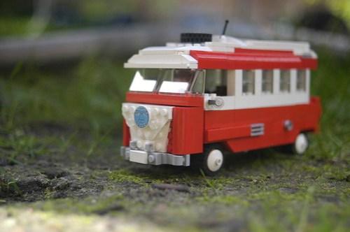 LEGO VW Van