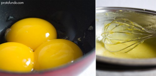 Lime Curd / Creme de limão