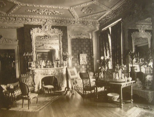 Corcoran House rear drawing room