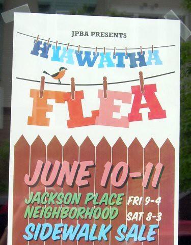 Hiawatha Flea