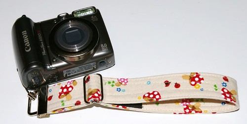 splityarn camera strap