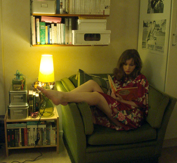 Tina Golden Moon Carp Fina, In My Green Armchair, 4. Februar 2009