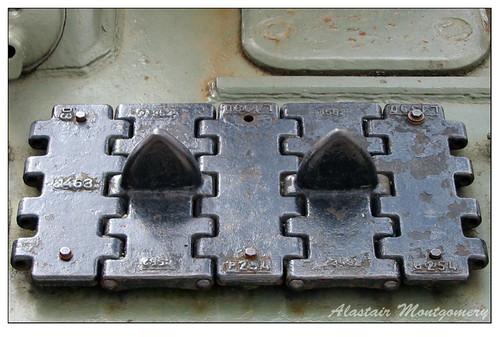 T34 Tank Detail