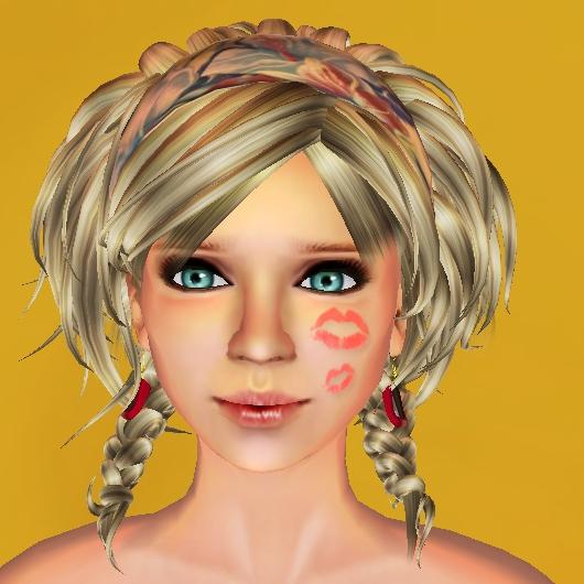 New Hair Mikan Skin Banilacoco