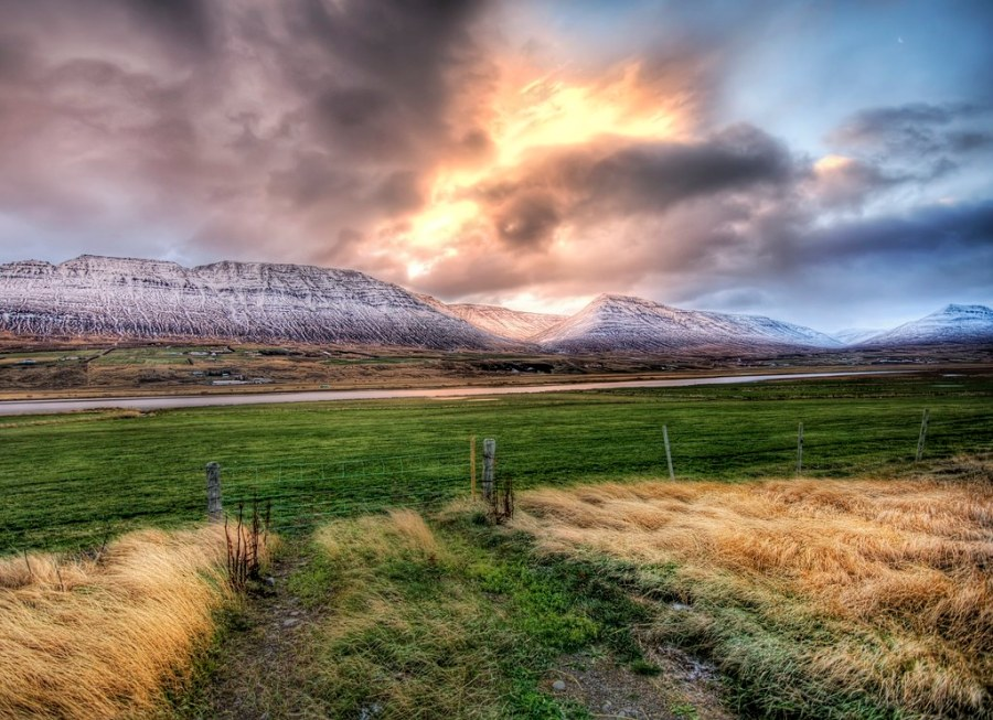 Exploring the Valleys Beyond the Fjords of Akureyri