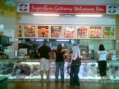 Sugar Bun Sibu Gateway branch