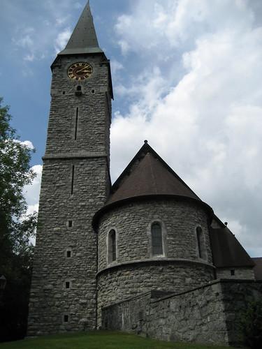 Día 1: Liechtenstein (Balzers, Triesen, Triesenberg, Steg, Vaduz, Schaan, etc). Austria (Feldkirch, etc). Suiza (Chur, etc).