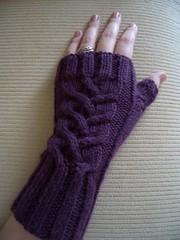 Evangeline Fingerless Gloves