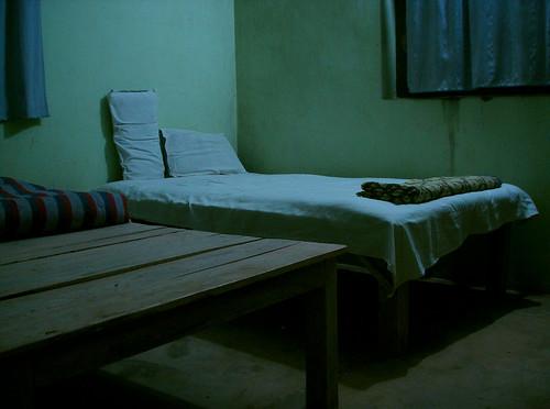 Mi habitación en Saathi