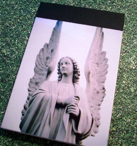 Impressive Wings Notepad