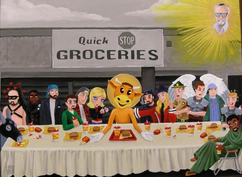 Kevin-Smith-Last-Supper
