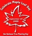 maple leaf day 2008