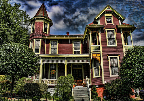 The Quintessential Victorian House