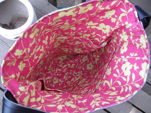 Tote Bag Interior