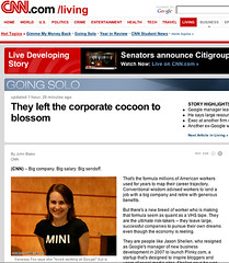 Vanessa Fox pic on CNN.com